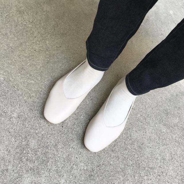 白い靴ってどう合わせてる?_1_4