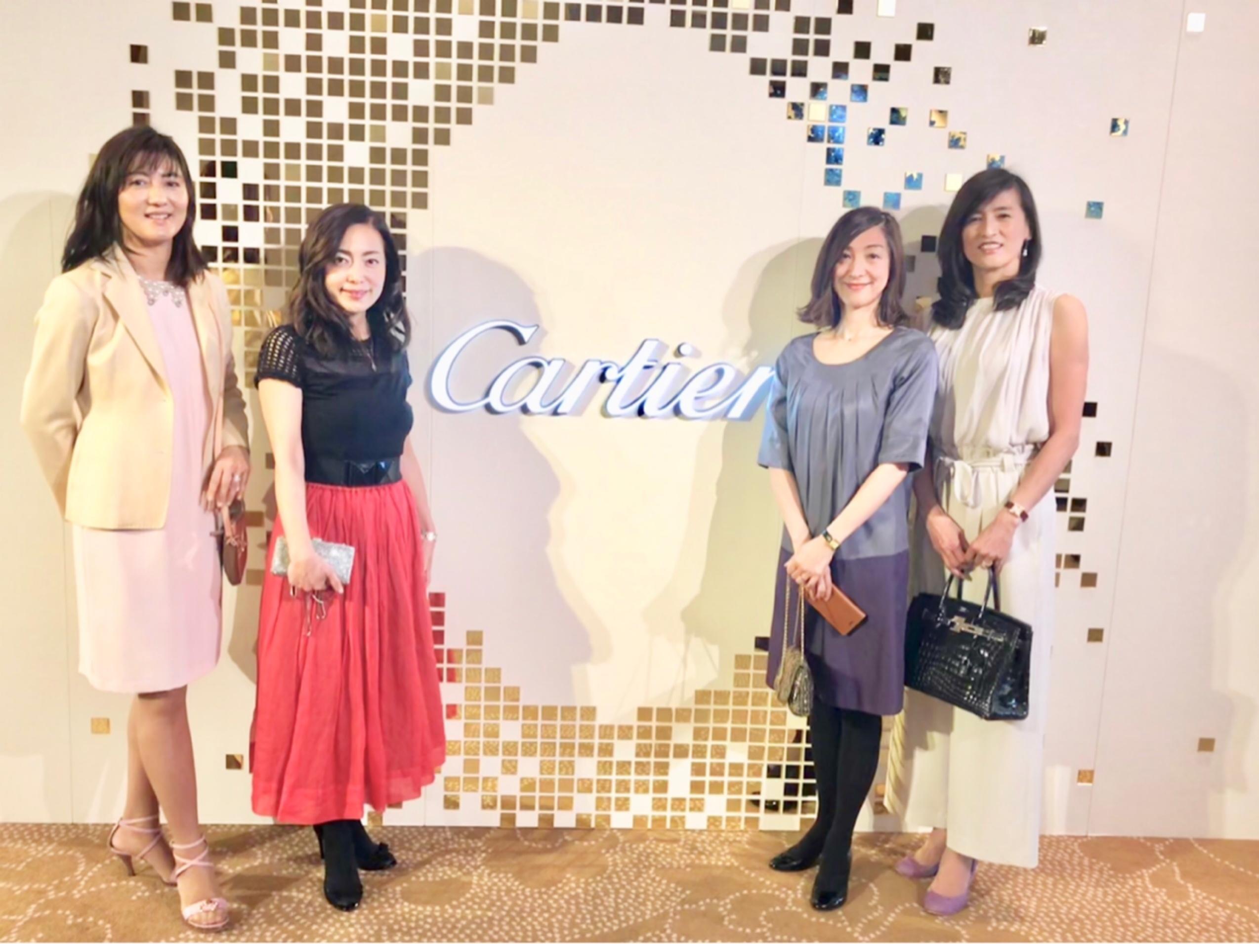 Cartier新作発表会〜L'Esprit Cartier〜_1_1