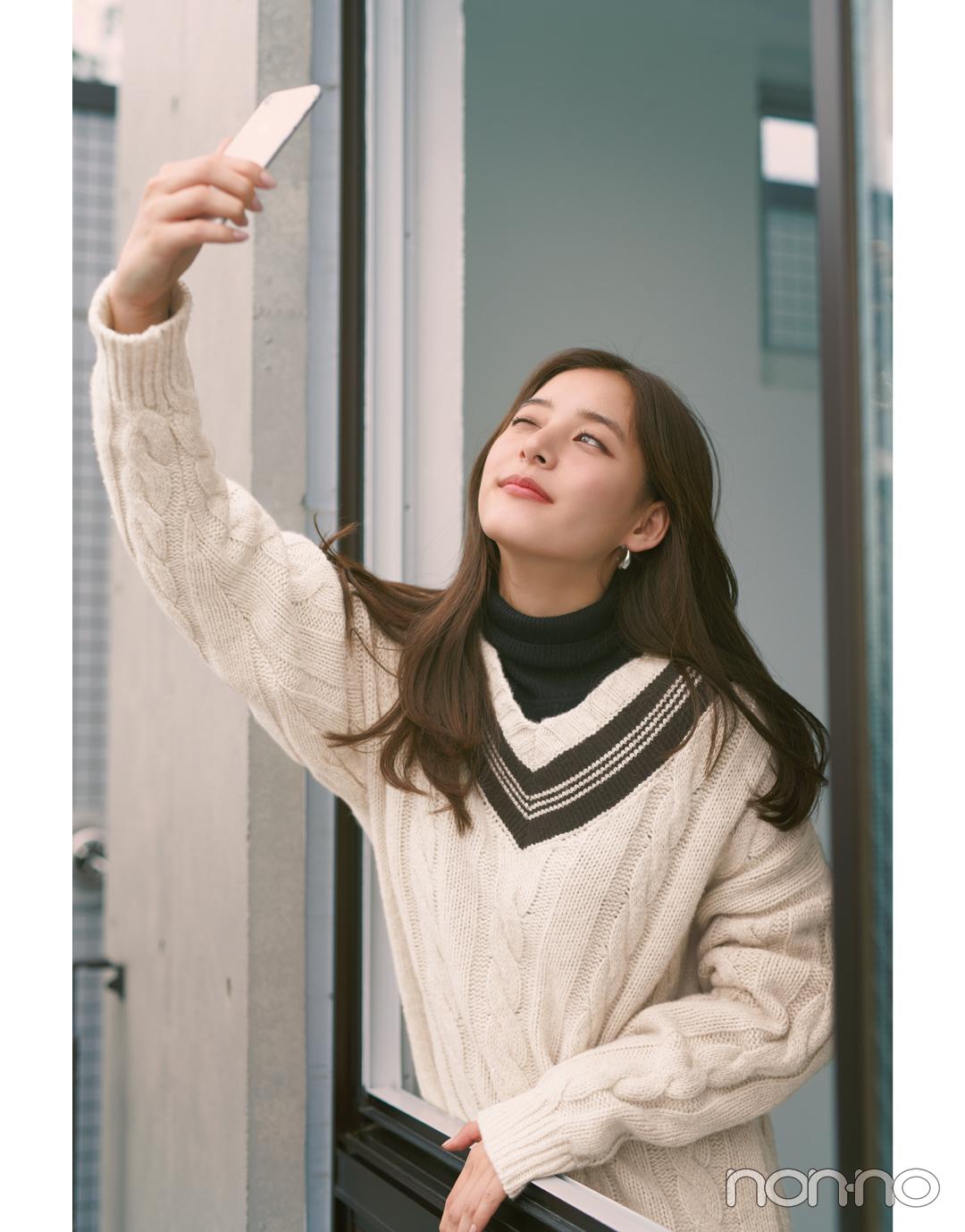 新木優子主演! 秋冬ニットでキュン♡ とする恋愛物語【ニットを着るなら、エモいほう。vol.1】_1_7