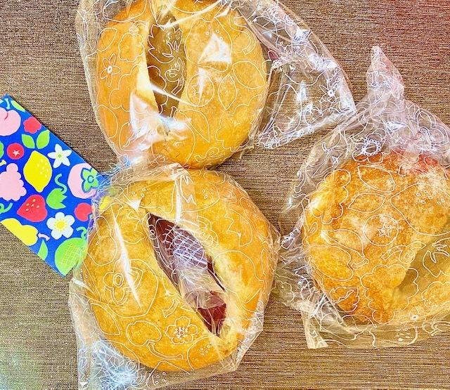 果実のようにジューシー。 『大人のジャムパン』_1_3