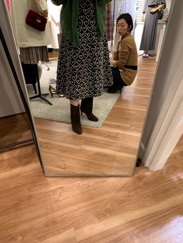 私のマストファッションブランドA/W展示会へ_1_11