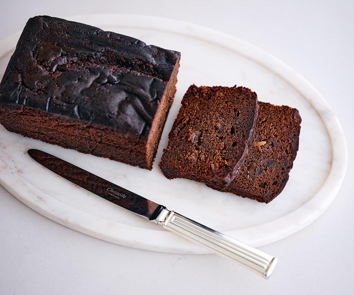 「カストールラボラトリー」のダークケーキ