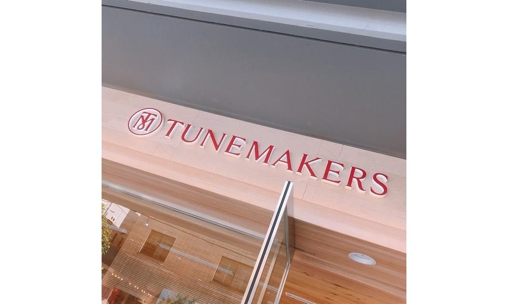TUNEMAKERSの表参道店