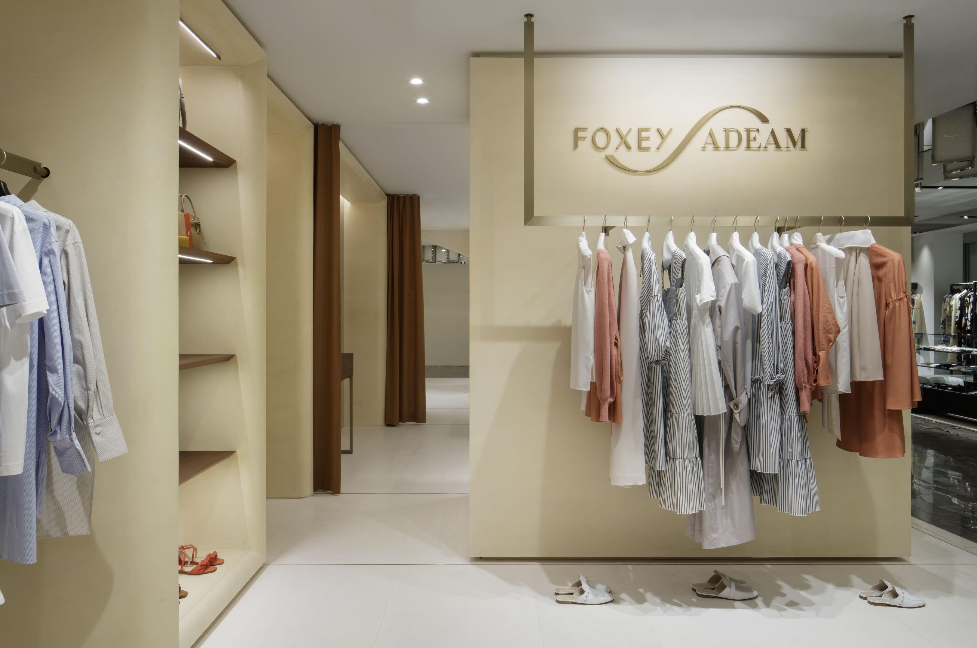 伊勢丹新宿店のFOXEY ADEAM ISETANでミックススタイルを楽しんで_1_2