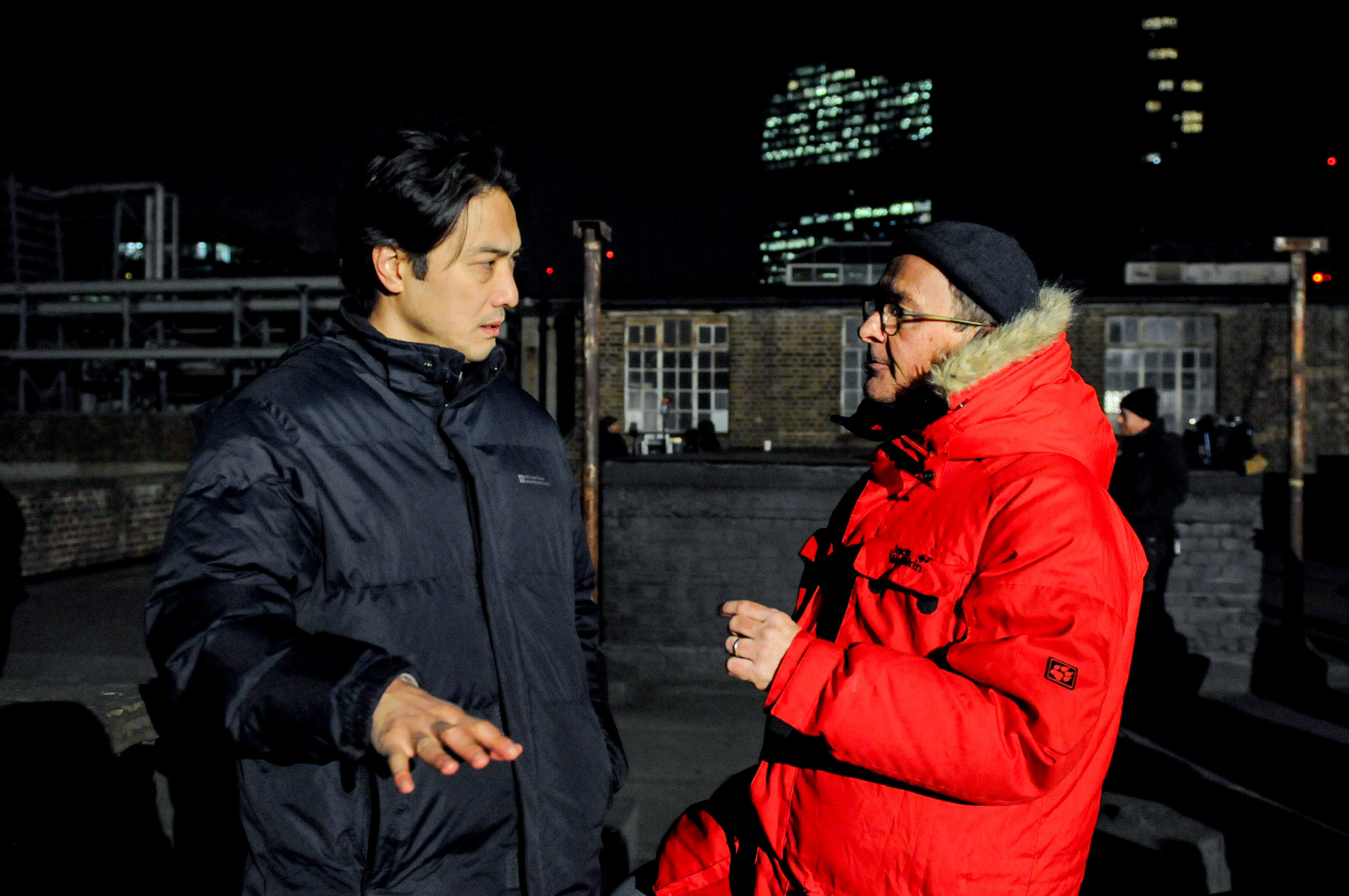 ハマること必至の英国ドラマ「Giri/Haji」。平岳大さん、厳寒ロンドンでの撮影は……。_1_5