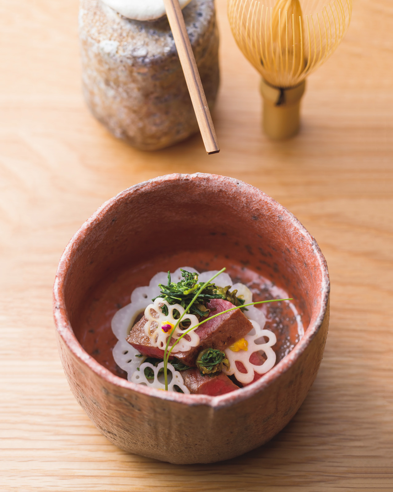 京都、NY、ロンドンで培った技と感性を奈良で開花 白 Tsukumo_1_2-1