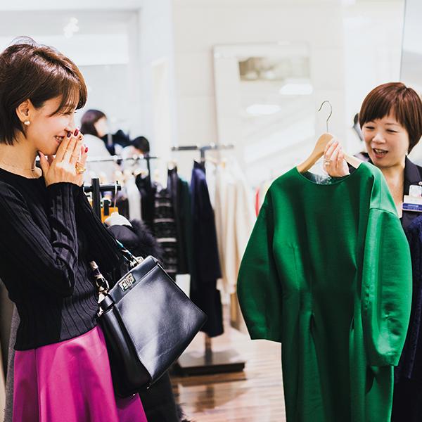 <日本橋三越>パーソナルショッピングサービスにトライ!【大人のための新ショップ in Tokyo】_1_2-3