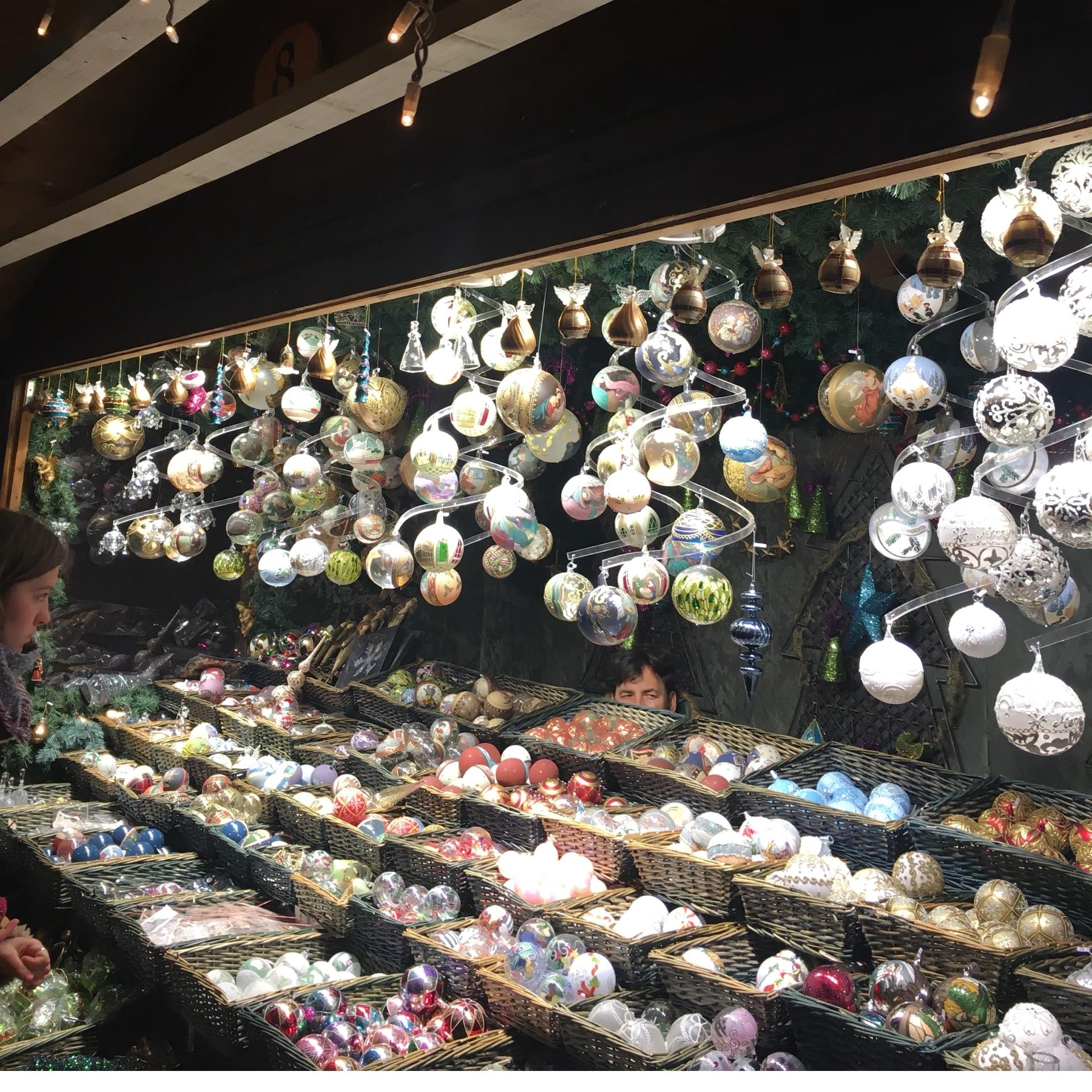 ご近所のクリスマスマーケット☆_1_3