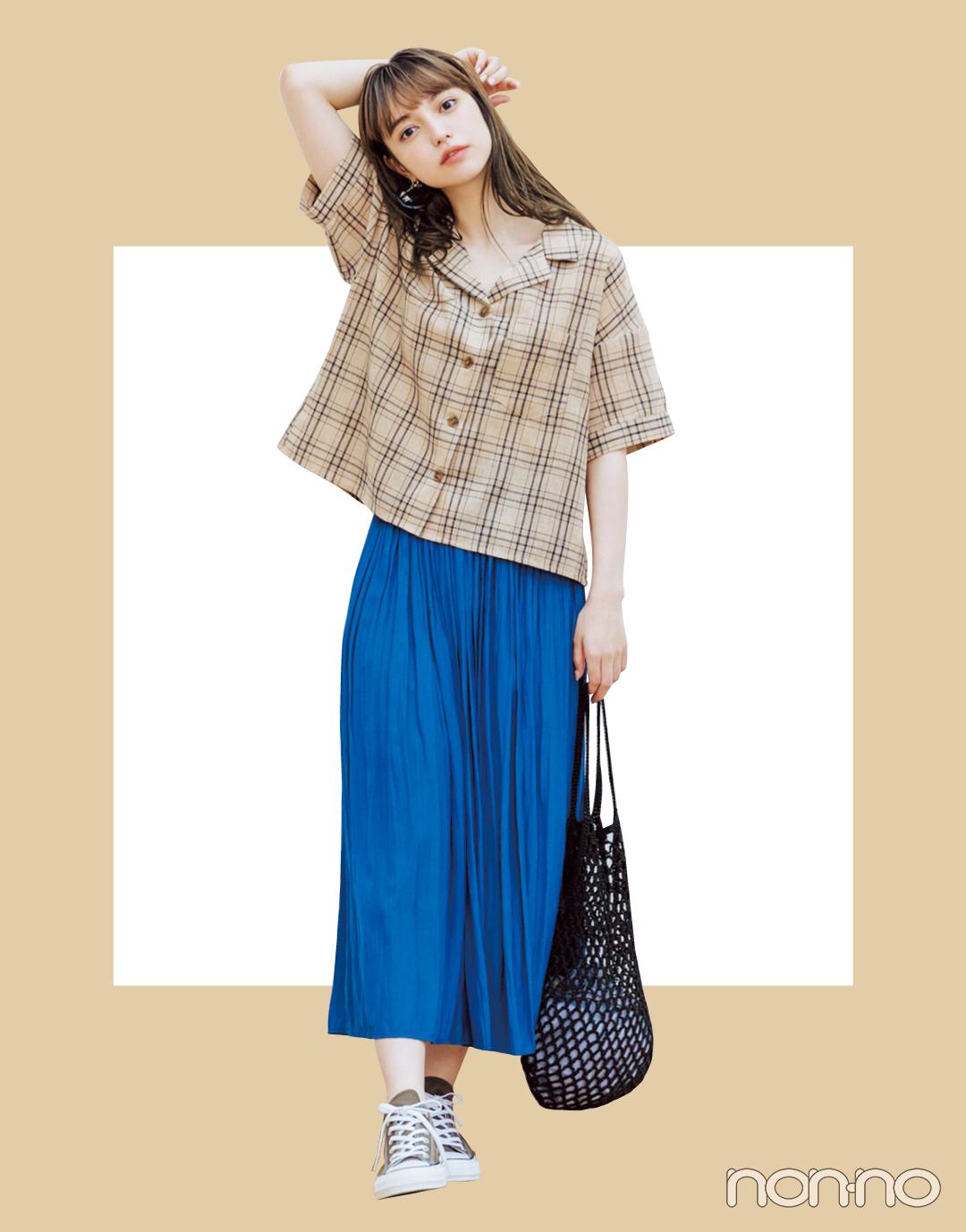 2019秋トレンド★ 真っ先に買いたいプリーツスカート3選!_1_2-1