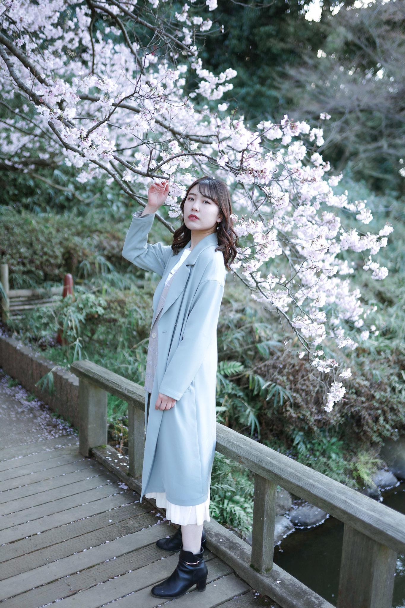 【春服】大学生の春コーデ!!今年は○○を買うべし!!_1_8