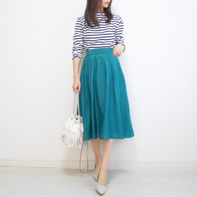 残りわずか!!春に最適カラースカートがまさかの50%OFF!!_1_2