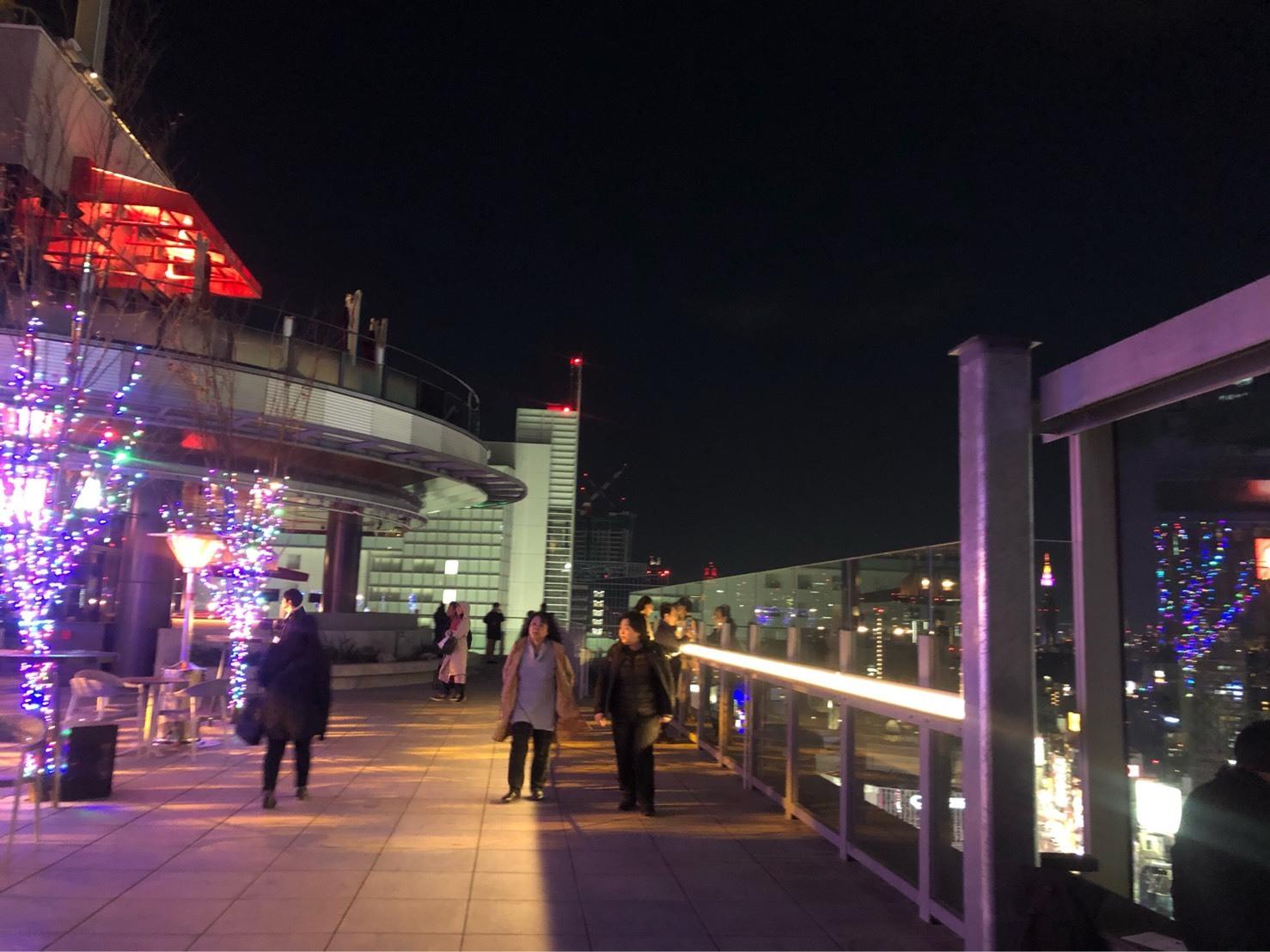 【12/5 OPEN!】渋谷の ''新絶景スポット''!?_1_2