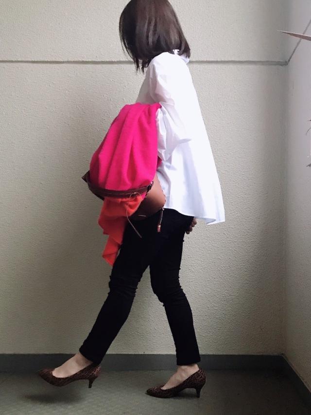 ZARA 白シャツが豊作!!_1_3-2