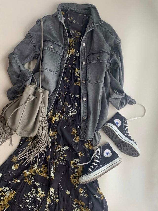 平均気温25度の初秋にベストな服装は? 季節の変わり目に着たいコーデ|40代ファッションまとめ_1_32
