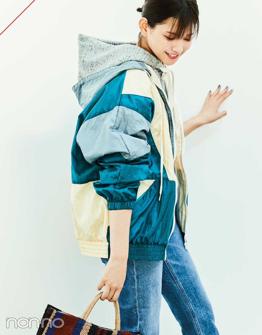 マンパコーデのコツ★きれいめ派&カジュアル派の最新トップス合わせをチェック!_1_2-3
