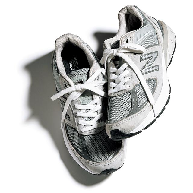 靴「W990 GL5」¥30,800/ニューバランス ジャパンお客様相談室(ニューバランス)