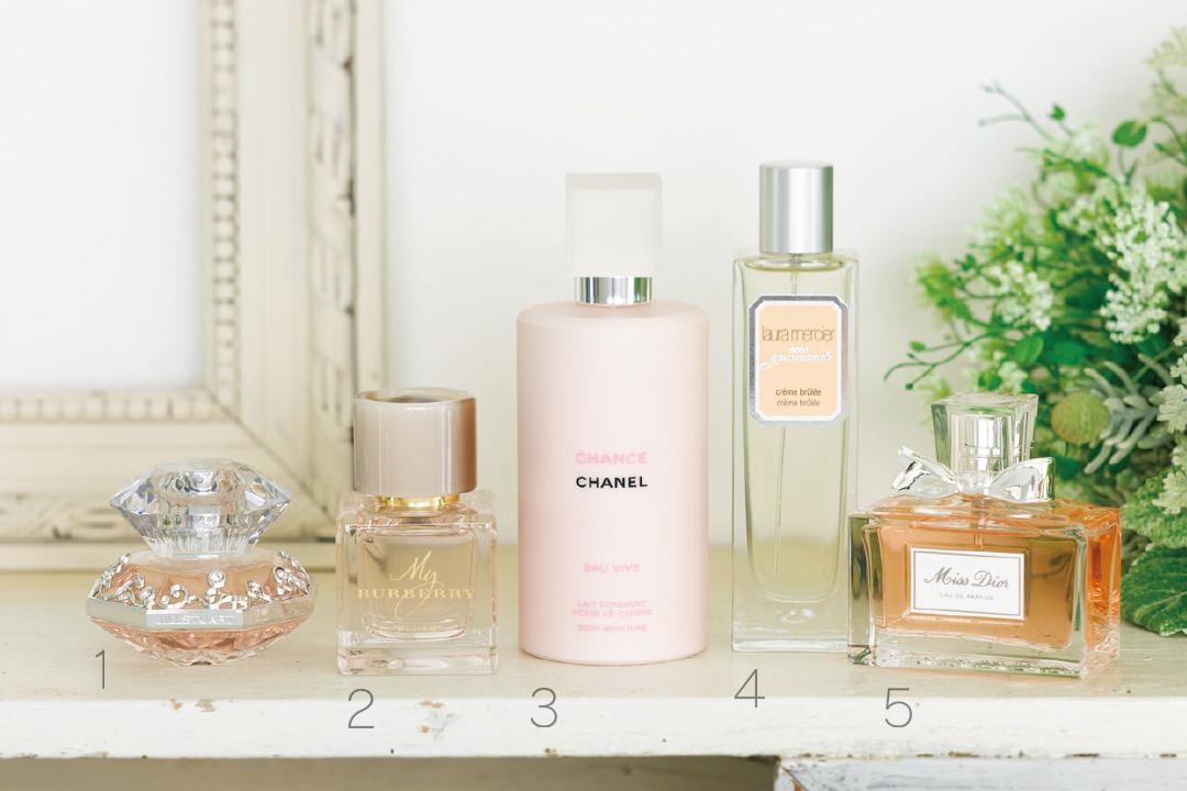 馬場ふみかのランジェリースタイル♡ ピンクやフリルに合わせたい香りって?_1_3