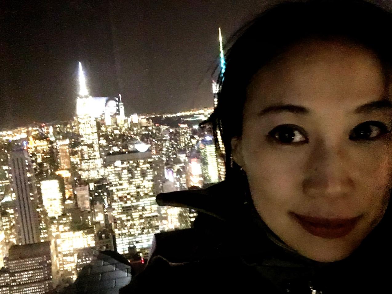NYで夜景を☆_1_1