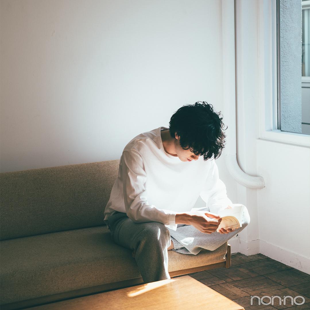 今月の彼氏 清原翔(きよはらしょう)|non-no(ノンノ)2019年6月号