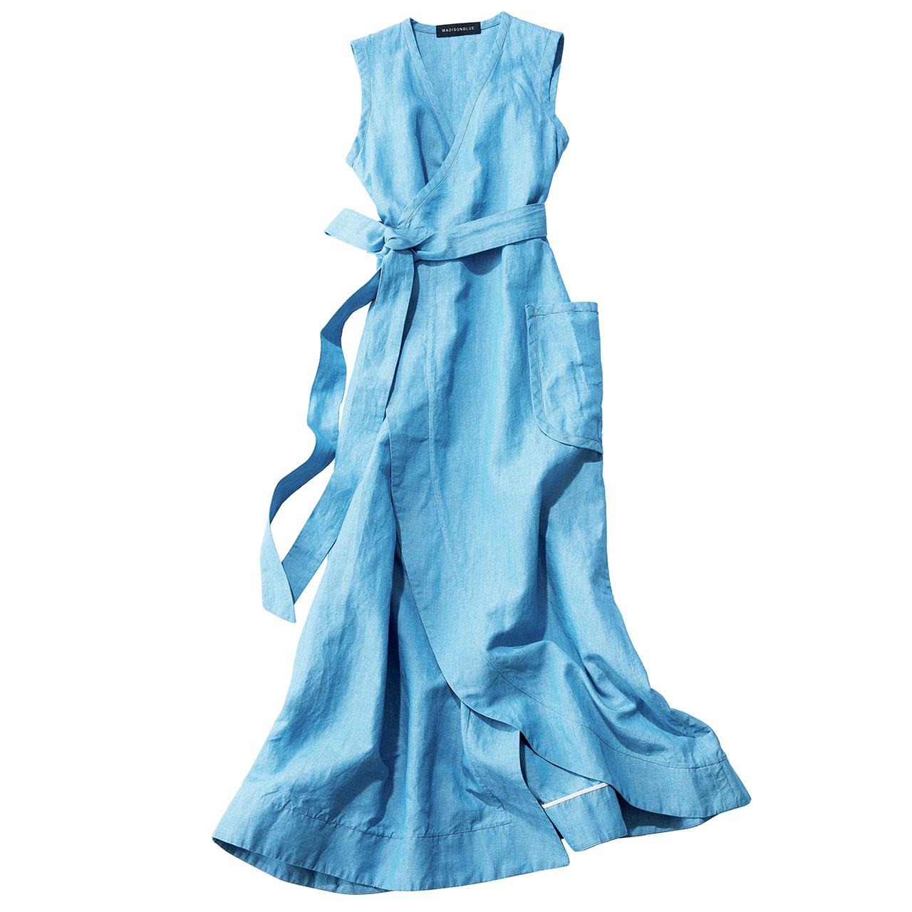 女らしさを軸に着回し力を発揮、エディター松井陽子さんの「春キープ服」 五選_1_1-1