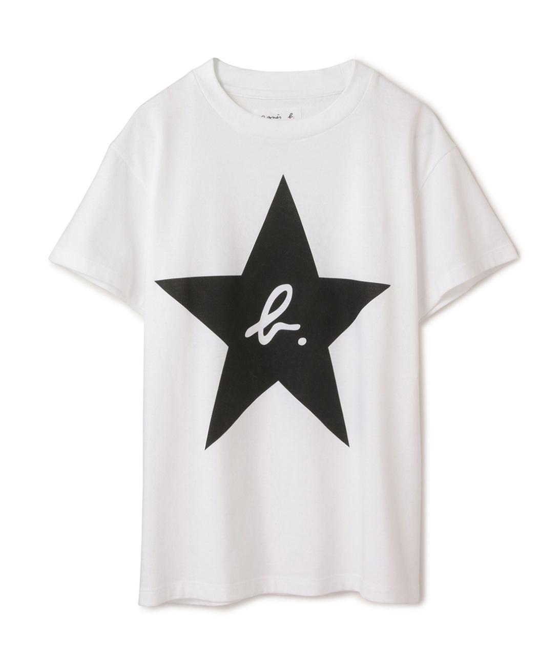 ADAM ET ROPÉがagnès b.とコラボレーション。ロゴをポイントにしたTシャツを発売。_1_2-1