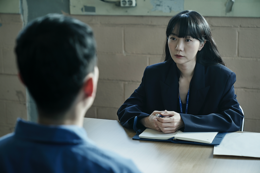 Netflixオリジナルシリーズ「秘密の森」シーズン2 独占配信中