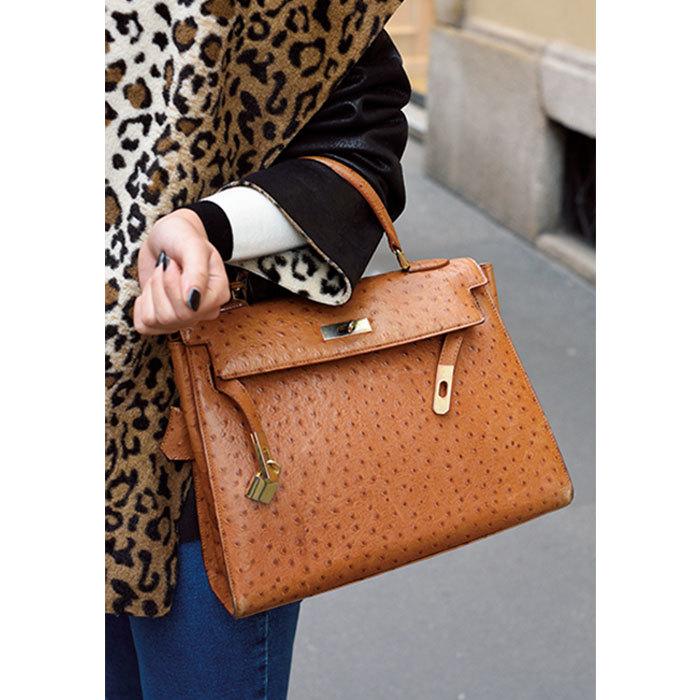 カジュアルも格上げしてくれる「レディなクラシックバッグ」【ファッションSNAP パリ・ミラノ編】_1_1-4