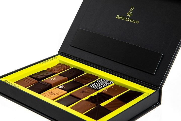 サロン・デュ・ショコラ2021に初登場するオープティ プランスのバレンタインチョコレート