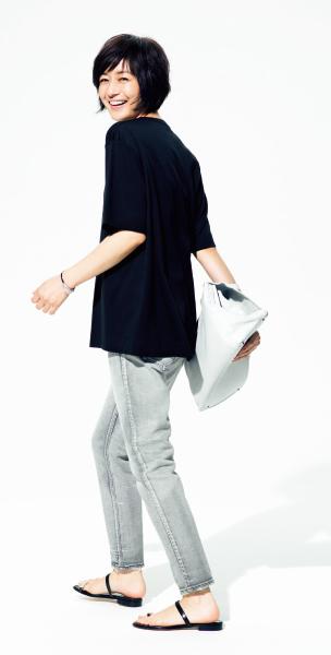 女らしさと高見えが叶う「富岡Tシャツ」で夏のおしゃれを楽しむ!_1_1-3