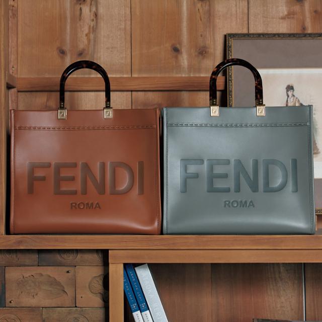 フェンディのバッグ「サンシャイン ショッパー ミディアム」