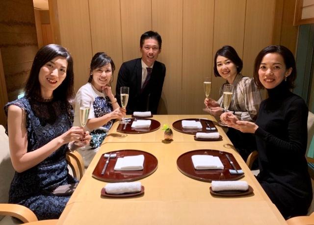 ウェスティンホテル東京「舞」で秋を感じるディナー_1_4