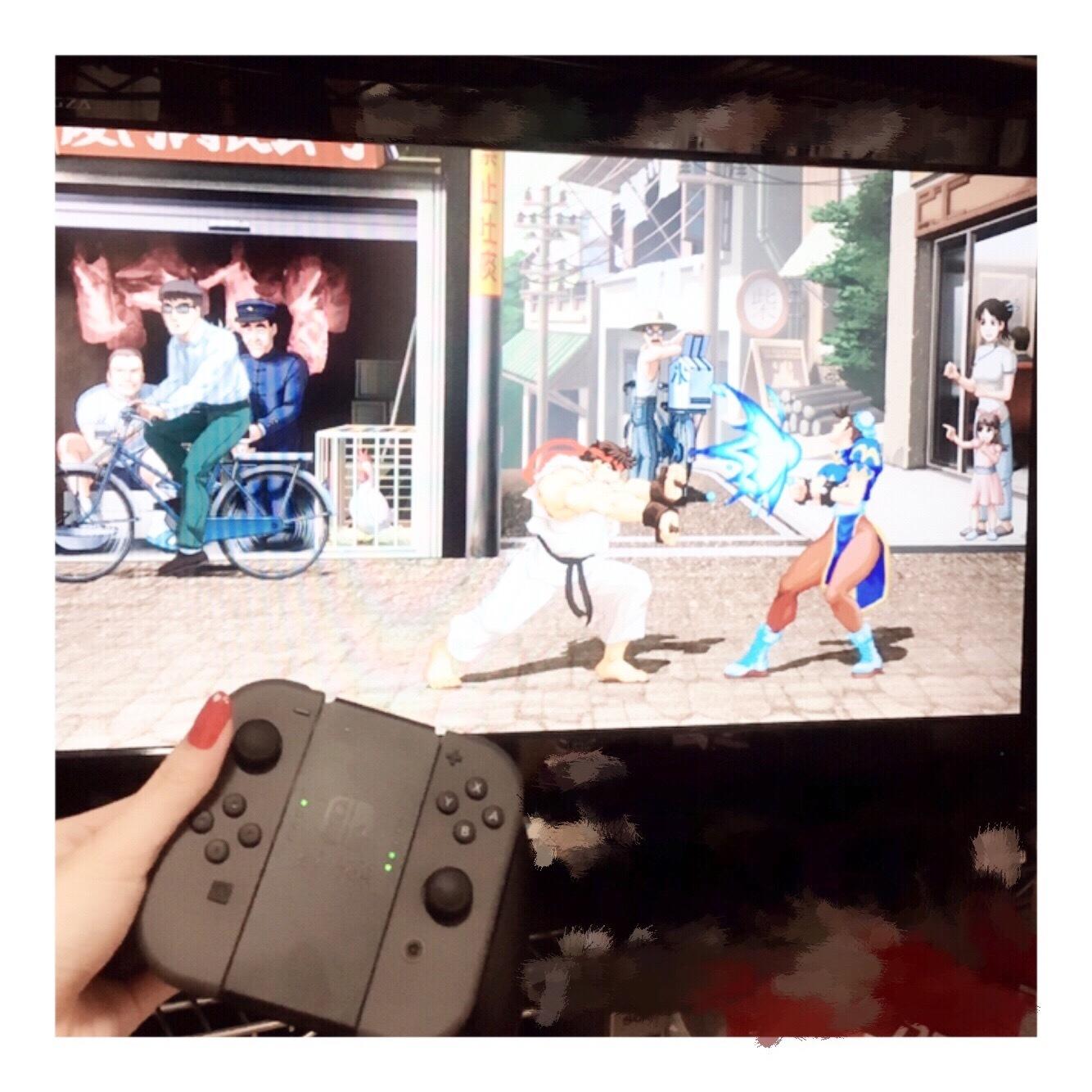 ゲーマー女子♡大人気で入手困難!?『 Nintendo switch 』_1_5