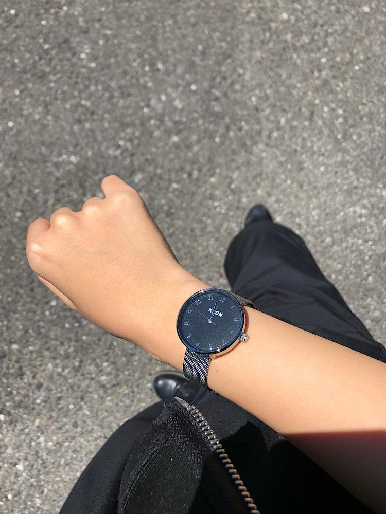 愛用の腕時計 ❤︎ klon_1_2