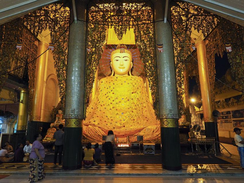 <ミャンマーの旅>黄金のパゴダと復活するコロニアル レガシー(ヤンゴン−①)_1_3-2
