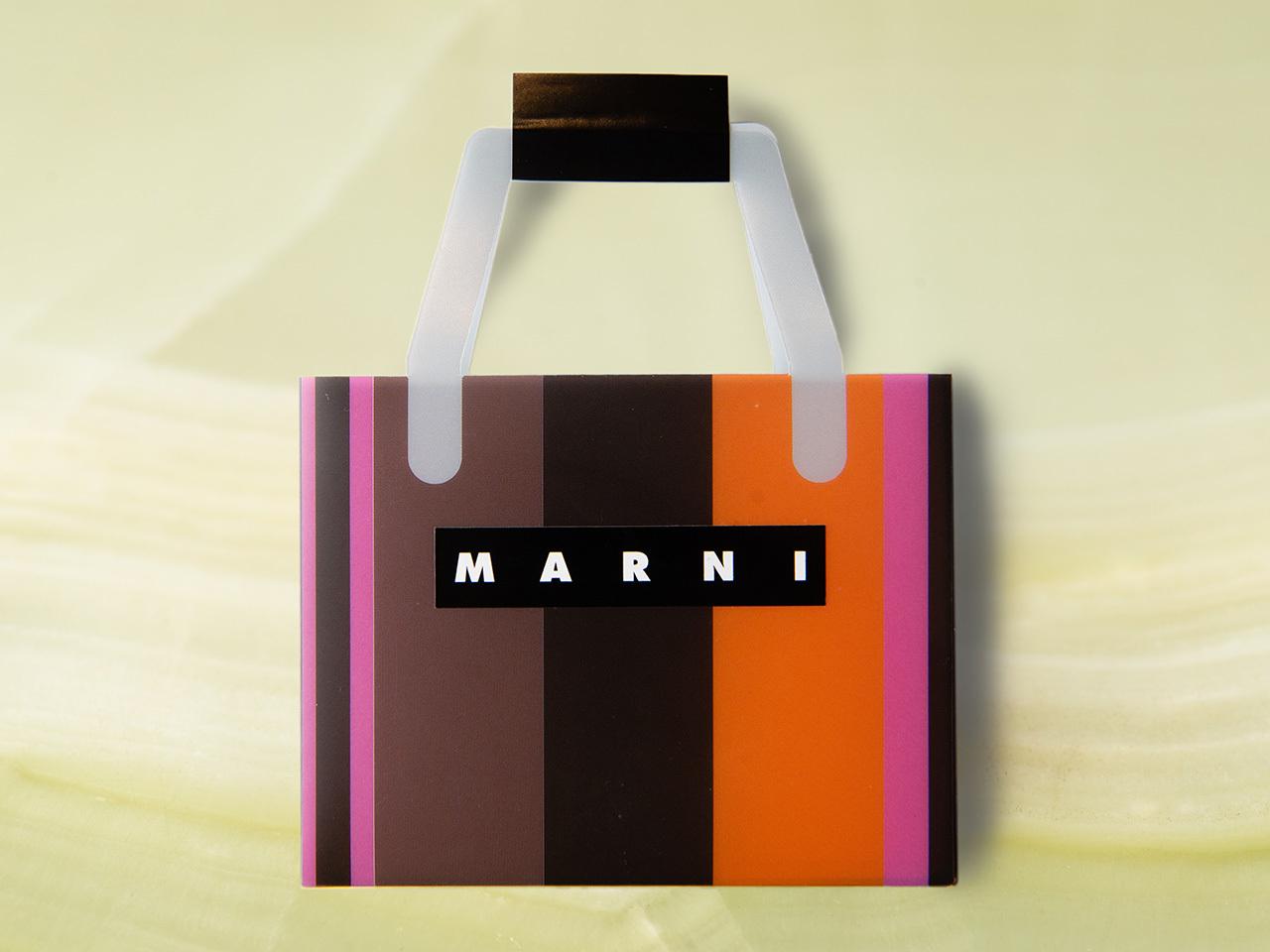 【バレンタイン限定】「MARNI」からユニークなチョコレートバック3種が登場!_1_1-2