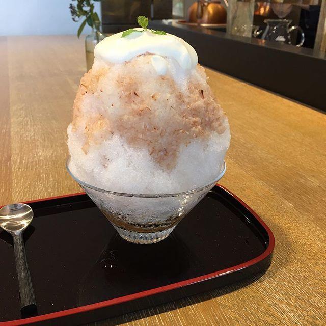 青山「COBI COFFEE」の7月限定かき氷_1_1