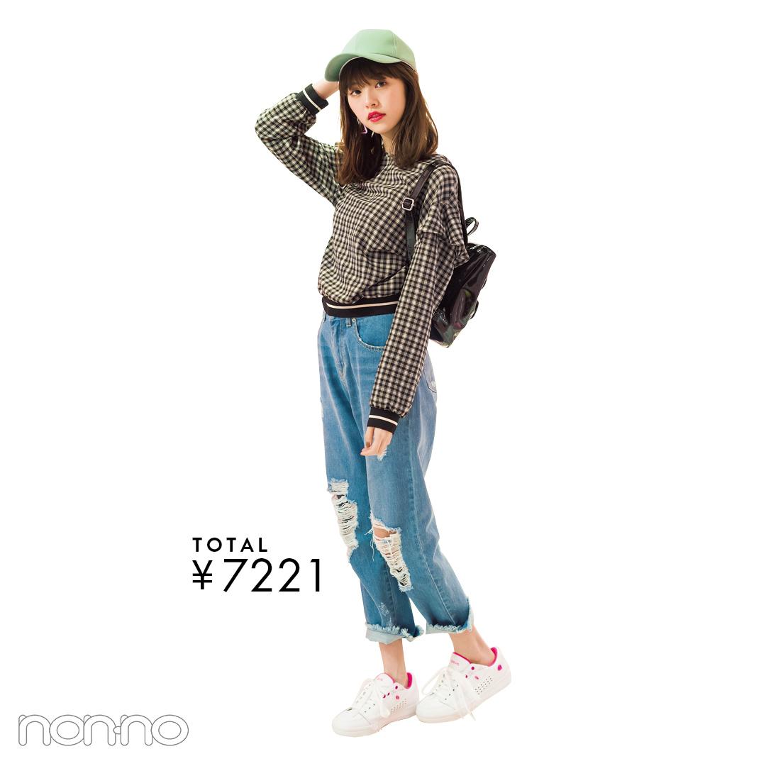 【夏のデニムコーデ】鈴木優華のおしゃれでコスパで疲れない!「女子旅コーデ」の正解コーデ