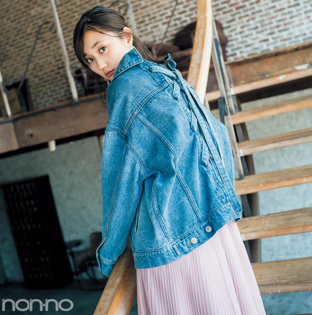 指名買い! GU、snidel、セシルマクビー秋の新作Gジャン♡ コーデも公開!_1_1-2