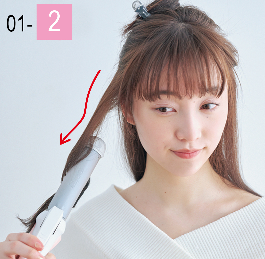 """「巻き髪」ロングの正解♡ """"キープできててこなれ見え""""のコツを超ていねい解説!_1_3-2"""