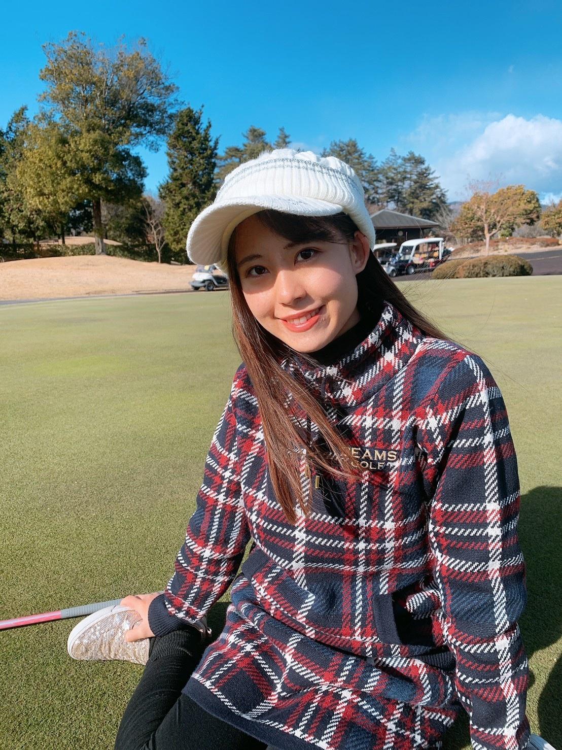 可愛いゴルフウェア紹介♡ソーシャルディスタンスで楽しめます_1_1