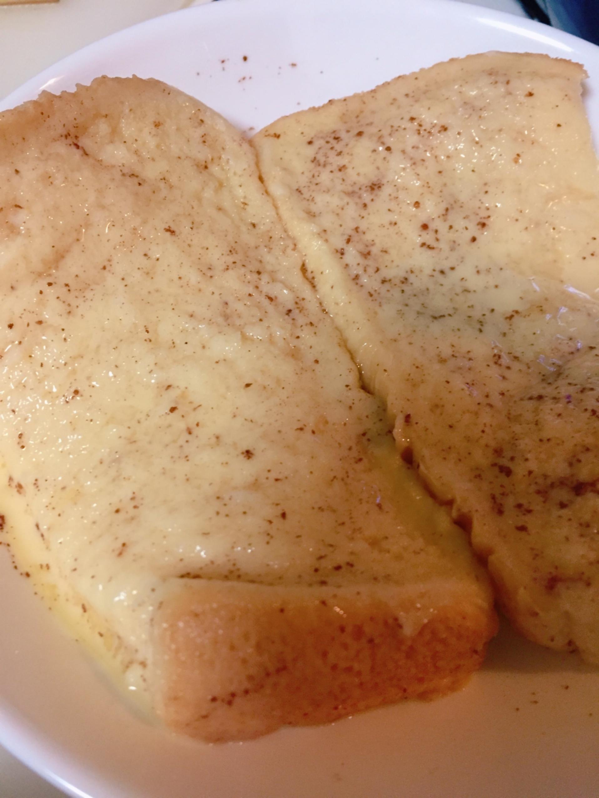 [時短テク]20分で出来る絶品フレンチトーストの作り方♡_1_2