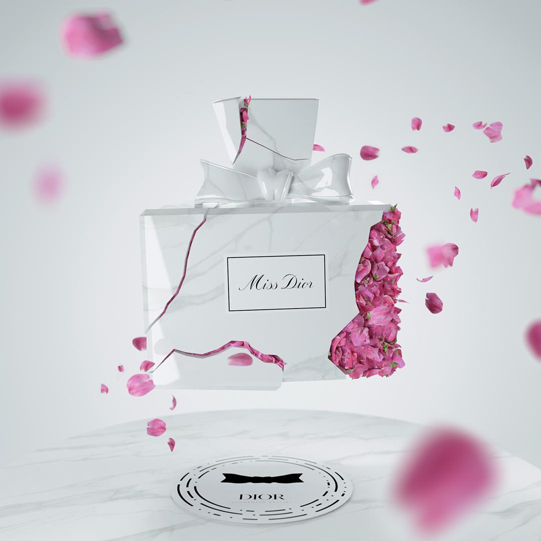 ディオールが香水の体験型展覧会を開催♡ 先着プレゼントや吉沢亮さんの音声ガイドも!_1_4