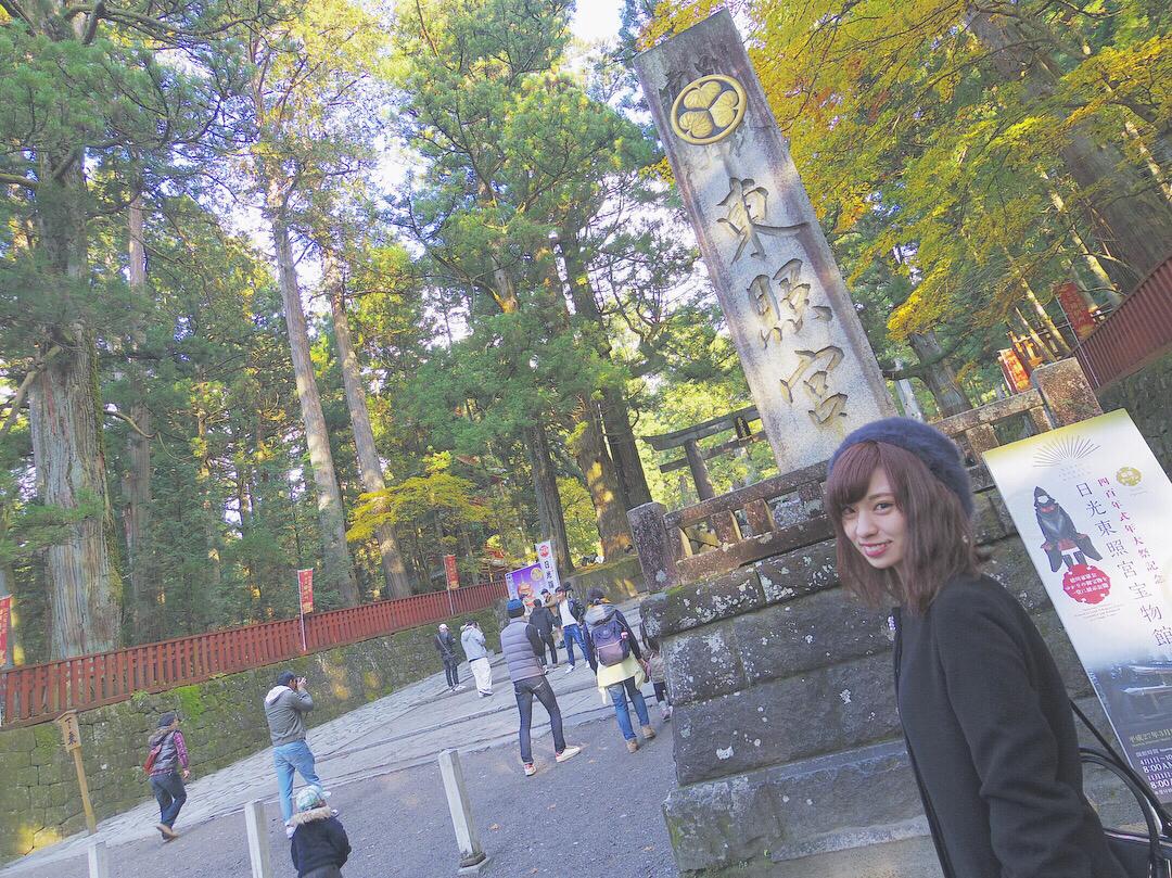 秋といえば、、♡第1弾【日光観光】_1_1