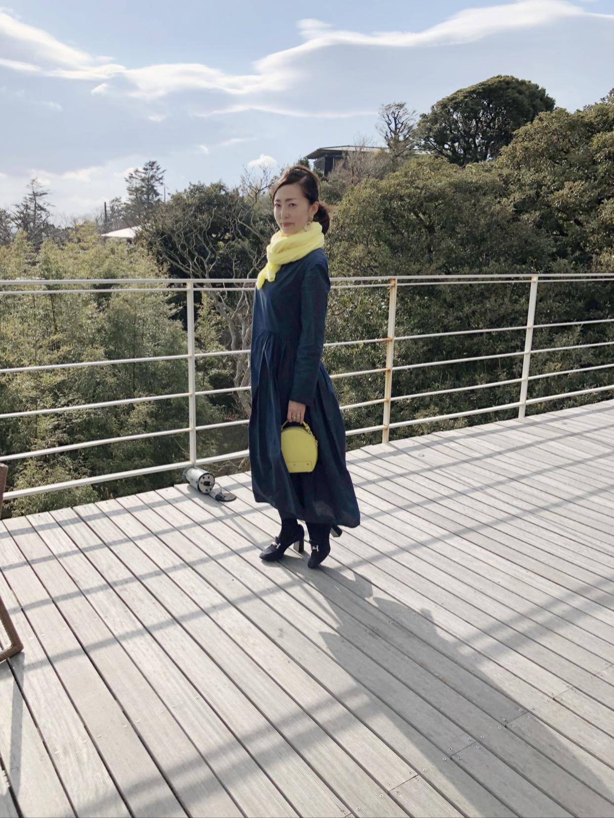 My「いい靴」を履いて鎌倉山の絶景カフェへ_1_4