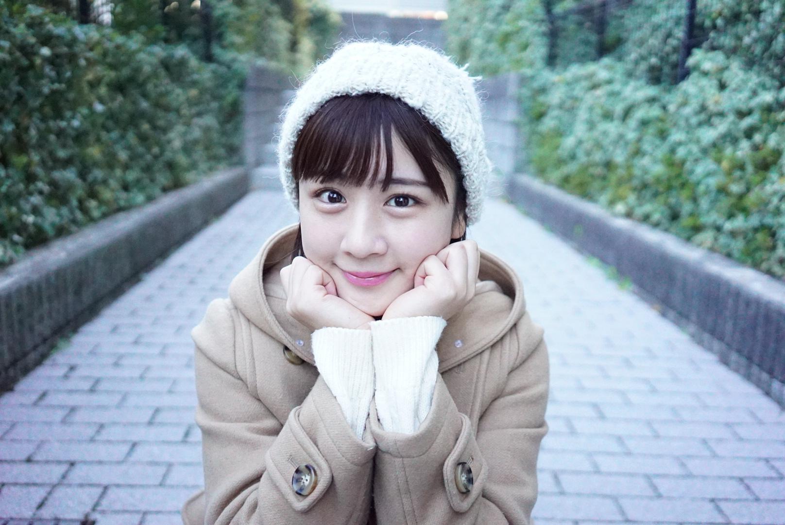 目の上《ぷっつん前髪》で目ヂカラアップ♡_1_4