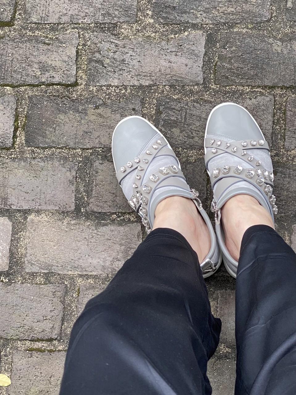 ジュゼッペザノッティの靴