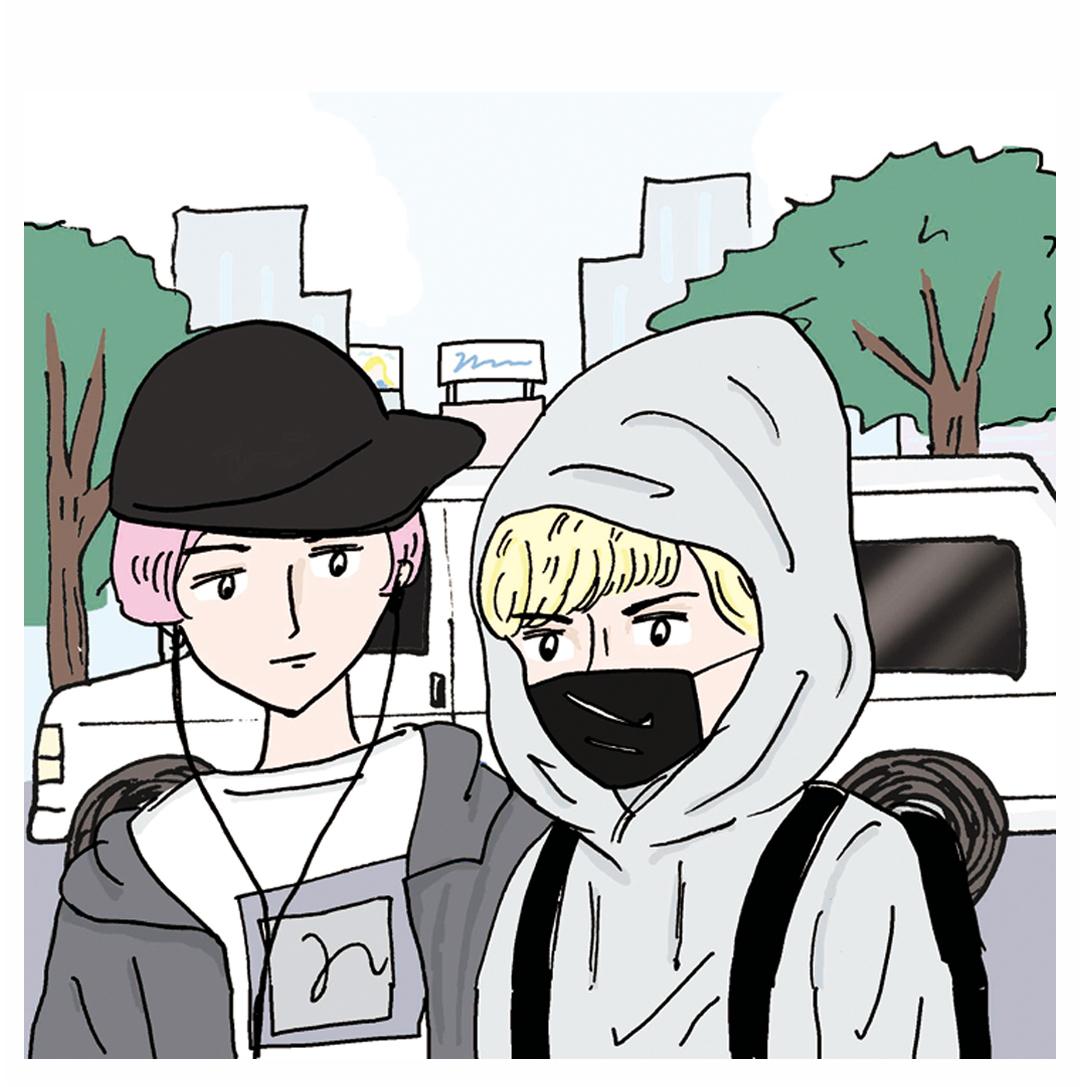 韓国エンタメ初心者さん大歓迎♡ K-POPファン2人のネホハホ新連載!【ケーポペンのつぶやき】_1_2
