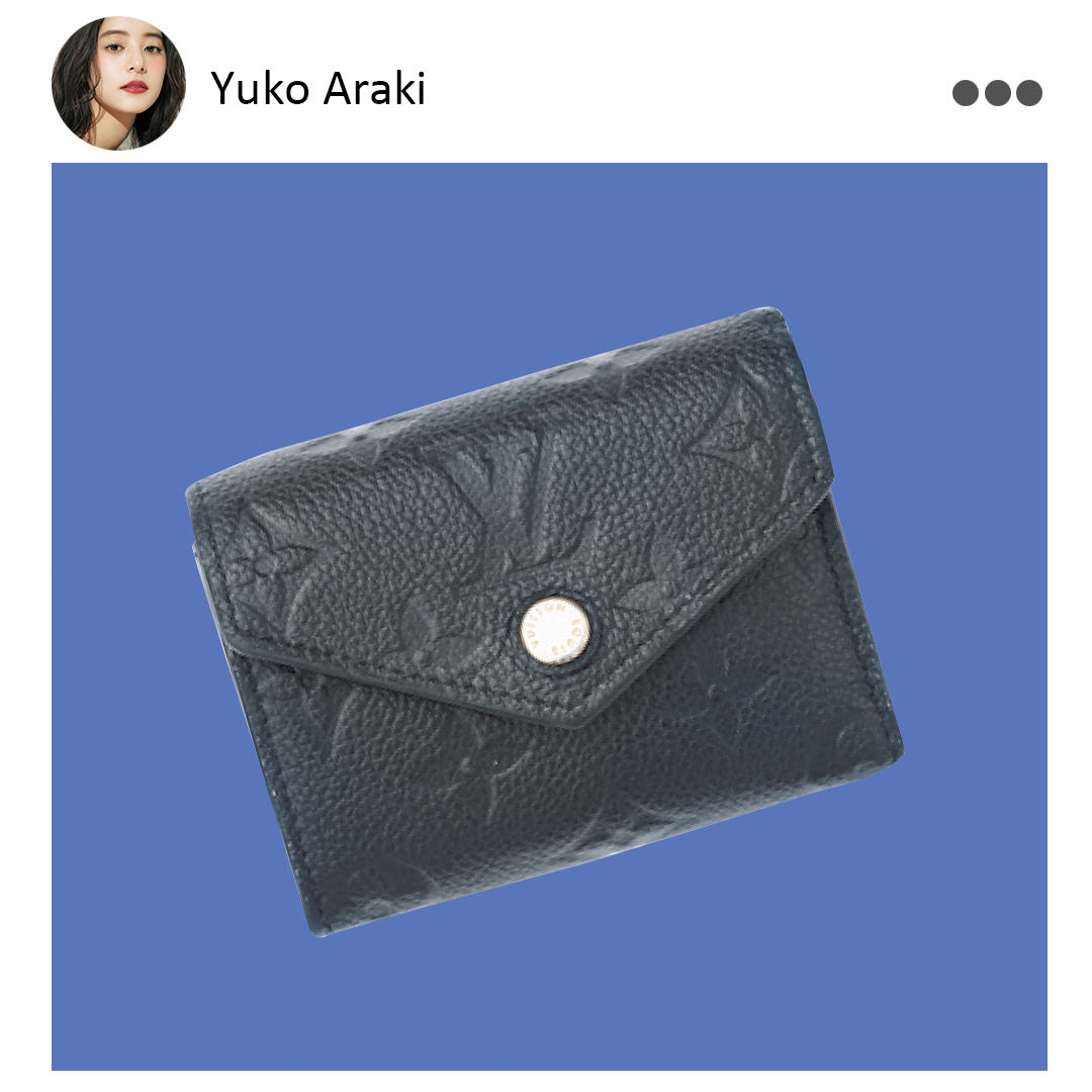 モデルって、どのブランドのミニ財布持ってるの?【モデルの私物】_1_2-1