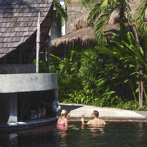 タイビーチのビーチを楽しむ、離島のホテル5選(リペ/クラダン/サメット/パンガン/チャン) _5_2-2