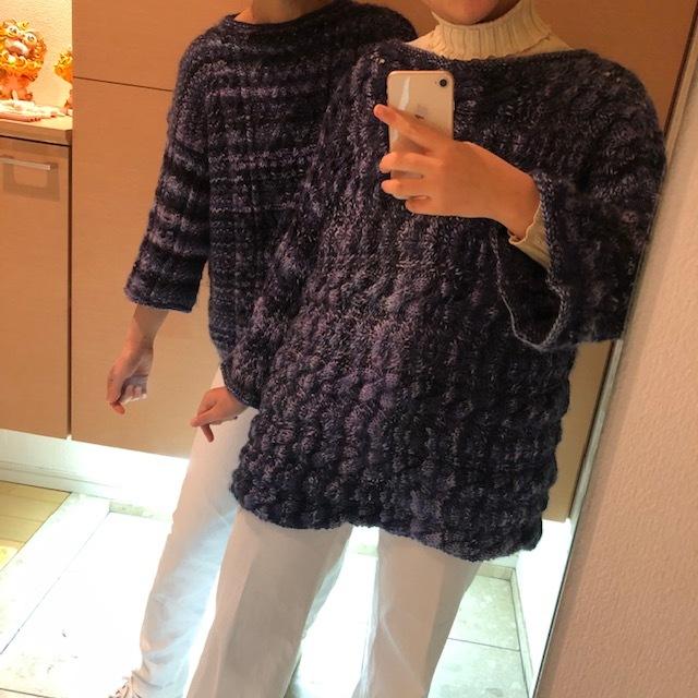 心まで温かになる手編みのセーター_1_3